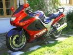 Мотоцикл ZZ-R 1100 1993 / ZX 11-2 1993 (Japan): Эксплуатация, руководство, цены, стоимость и расход топлива