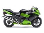 Мотоцикл ZX-14 2010: Эксплуатация, руководство, цены, стоимость и расход топлива