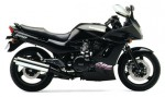 Мотоцикл GPZ 1100 1995: Эксплуатация, руководство, цены, стоимость и расход топлива