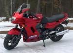 Мотоцикл GPZ 1100 1997: Эксплуатация, руководство, цены, стоимость и расход топлива