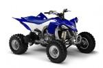 Информация по эксплуатации, максимальная скорость, расход топлива, фото и видео мотоциклов YFZ450R