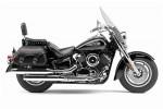 Мотоцикл V Star 1100 Silverado: Эксплуатация, руководство, цены, стоимость и расход топлива