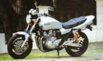Мотоцикл XJR 400 1993: Эксплуатация, руководство, цены, стоимость и расход топлива