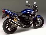 Мотоцикл XJR 400 R 2002: Эксплуатация, руководство, цены, стоимость и расход топлива