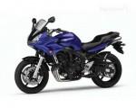 Информация по эксплуатации, максимальная скорость, расход топлива, фото и видео мотоциклов FZ6 2007