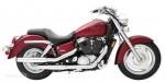 Информация по эксплуатации, максимальная скорость, расход топлива, фото и видео мотоциклов VT1100C2
