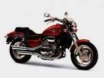 Мотоцикл Magna VF 750 2004: Эксплуатация, руководство, цены, стоимость и расход топлива