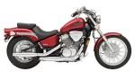 Мотоцикл VT600C (Standard): Эксплуатация, руководство, цены, стоимость и расход топлива