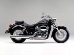 Информация по эксплуатации, максимальная скорость, расход топлива, фото и видео мотоциклов Shadow 400 2004
