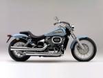 Информация по эксплуатации, максимальная скорость, расход топлива, фото и видео мотоциклов Shadow Slasher 2000