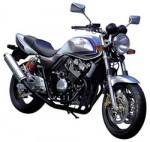 Мотоцикл CB 400 Super Four VTEC 2003: Эксплуатация, руководство, цены, стоимость и расход топлива