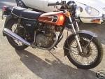 Мотоцикл CB250 G5 1975: Эксплуатация, руководство, цены, стоимость и расход топлива