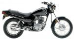 Мотоцикл CB 250SC Nighthawk: Эксплуатация, руководство, цены, стоимость и расход топлива