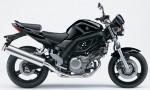 Мотоцикл SV650A (2009): Эксплуатация, руководство, цены, стоимость и расход топлива