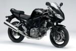 Мотоцикл SV650SA (2009): Эксплуатация, руководство, цены, стоимость и расход топлива