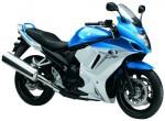 Мотоцикл GSX650FA: Эксплуатация, руководство, цены, стоимость и расход топлива