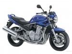 Мотоцикл GSF650 Bandit (2008): Эксплуатация, руководство, цены, стоимость и расход топлива