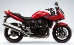 Мотоцикл GSF650SA Bandit (2008): Эксплуатация, руководство, цены, стоимость и расход топлива