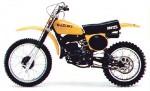 Мотоцикл RM 125B (1977): Эксплуатация, руководство, цены, стоимость и расход топлива