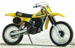 Мотоцикл RM 125 (1979): Эксплуатация, руководство, цены, стоимость и расход топлива