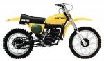 Мотоцикл RM 250 (1977): Эксплуатация, руководство, цены, стоимость и расход топлива
