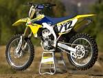 Мотоцикл RM-Z450 (2008): Эксплуатация, руководство, цены, стоимость и расход топлива