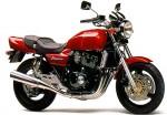 Информация по эксплуатации, максимальная скорость, расход топлива, фото и видео мотоциклов GSX400 Impulse (1994)