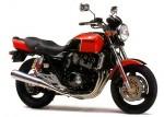 Информация по эксплуатации, максимальная скорость, расход топлива, фото и видео мотоциклов GSX400 Impulse (1997)