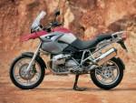Информация по эксплуатации, максимальная скорость, расход топлива, фото и видео мотоциклов R1200GS (2004)