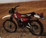 Мотоцикл DT125 (1980): Эксплуатация, руководство, цены, стоимость и расход топлива