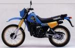 Мотоцикл DT125 (1982): Эксплуатация, руководство, цены, стоимость и расход топлива