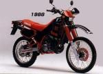 Мотоцикл DT125R (1988): Эксплуатация, руководство, цены, стоимость и расход топлива