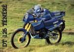 Мотоцикл DT125R Ténéré (1988): Эксплуатация, руководство, цены, стоимость и расход топлива