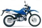 Мотоцикл DT230 (1999): Эксплуатация, руководство, цены, стоимость и расход топлива