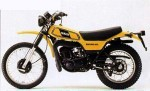 Информация по эксплуатации, максимальная скорость, расход топлива, фото и видео мотоциклов DT400 (1978)