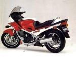 Информация по эксплуатации, максимальная скорость, расход топлива, фото и видео мотоциклов FJ1100 (1984)