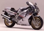 Мотоцикл FZR1000 EXUP (1989): Эксплуатация, руководство, цены, стоимость и расход топлива