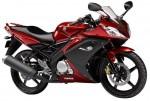 Мотоцикл YZF-R125 (2008): Эксплуатация, руководство, цены, стоимость и расход топлива