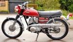 Мотоцикл RD 125B (1975): Эксплуатация, руководство, цены, стоимость и расход топлива