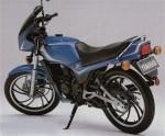 Мотоцикл RD 125LC (1981): Эксплуатация, руководство, цены, стоимость и расход топлива