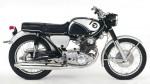 Мотоцикл CB77 Superhawk (1963): Эксплуатация, руководство, цены, стоимость и расход топлива