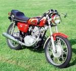 Мотоцикл CB125 Café Racer (1972): Эксплуатация, руководство, цены, стоимость и расход топлива