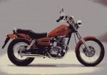 Мотоцикл CA125 Rebel (1995): Эксплуатация, руководство, цены, стоимость и расход топлива
