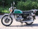 Мотоцикл CB125 (1974): Эксплуатация, руководство, цены, стоимость и расход топлива