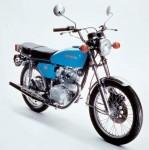Мотоцикл CB125 (1976): Эксплуатация, руководство, цены, стоимость и расход топлива