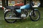 Мотоцикл CB125T (1976): Эксплуатация, руководство, цены, стоимость и расход топлива