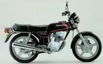 Мотоцикл CB125T (1980): Эксплуатация, руководство, цены, стоимость и расход топлива