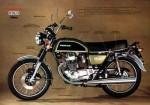 Мотоцикл CB200 (1972): Эксплуатация, руководство, цены, стоимость и расход топлива