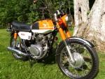 Мотоцикл CB175 (1970): Эксплуатация, руководство, цены, стоимость и расход топлива