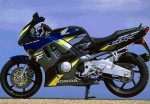 Информация по эксплуатации, максимальная скорость, расход топлива, фото и видео мотоциклов CBR600F3 (1995)